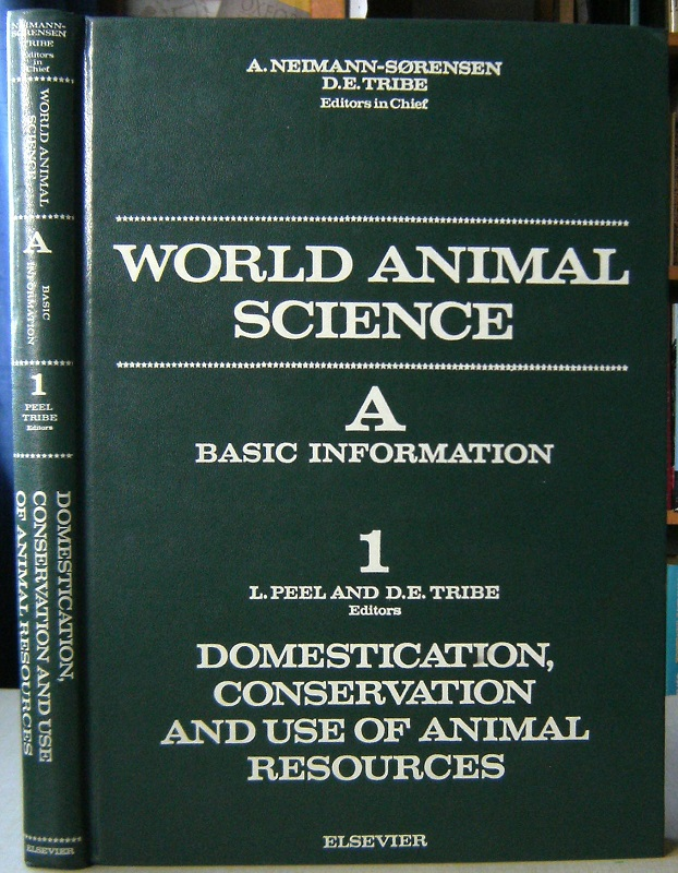 Image for Domestication, Conservation and Use of Animal Resources (World Animal Science : A.1]