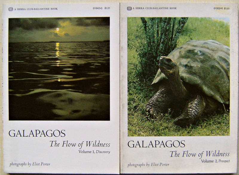 Image for Galapagos - The Flow of Wildness
