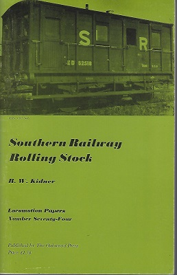 Image for Southern Railway Rolling Stock
