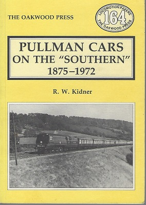 "Image for Pullman Cars on the ""Southern"", 1875-1972"