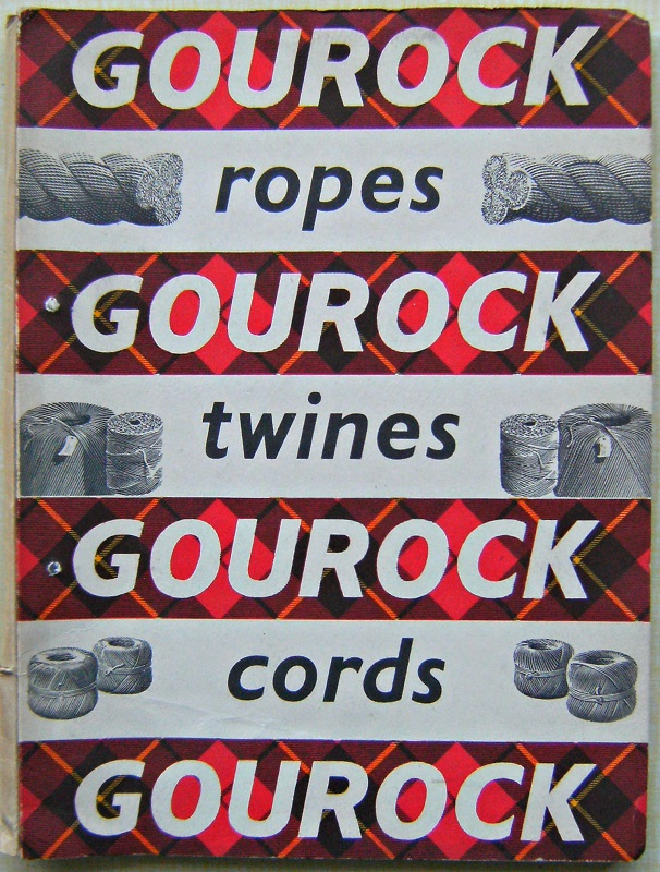 Image for Gourock - Ropes, Twines, Cords
