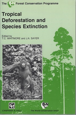 Image for Tropical Deforestation and Species Extinction