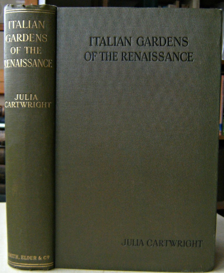 Image for Italian Gardens of the Renaissance, and other studies