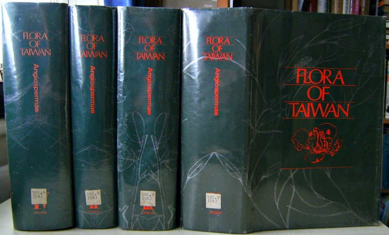 Image for Flora of Taiwan.  Dicotyledons - Volumes 2, 3, 4 & 5  (Angiospermae)