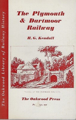 Image for The Plymouth and Dartmoor Railway