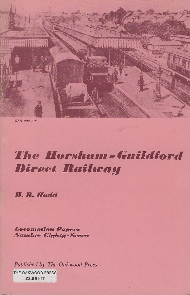 Image for The Horsham - Guildford Direct Railway