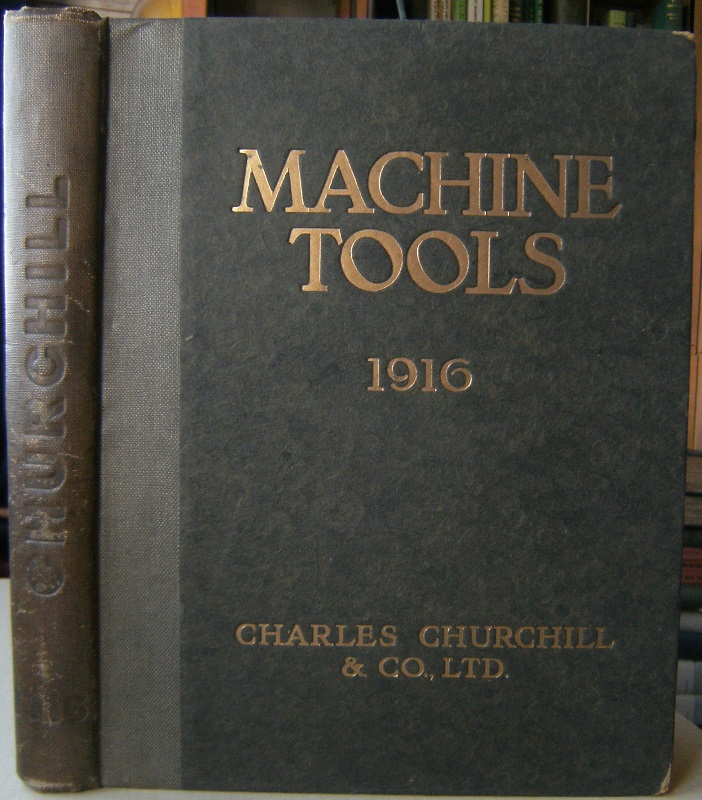 Image for Machine Tools
