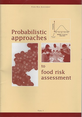 Image for Probabilistic Approaches to Food Risk Assessment
