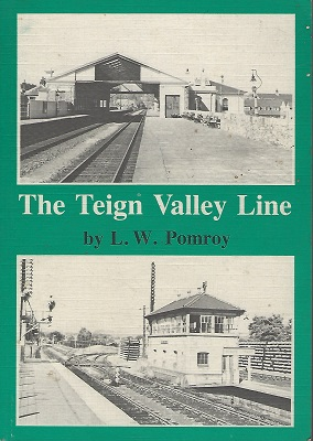 Image for The Teign Valley Line