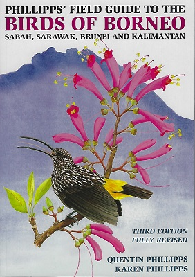 Image for Phillipps' Field Guide to the Birds of Borneo, Sabah, Sarawak, Brunei & Kalimantan