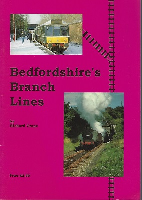 Image for Bedfordshire's Branch Lines
