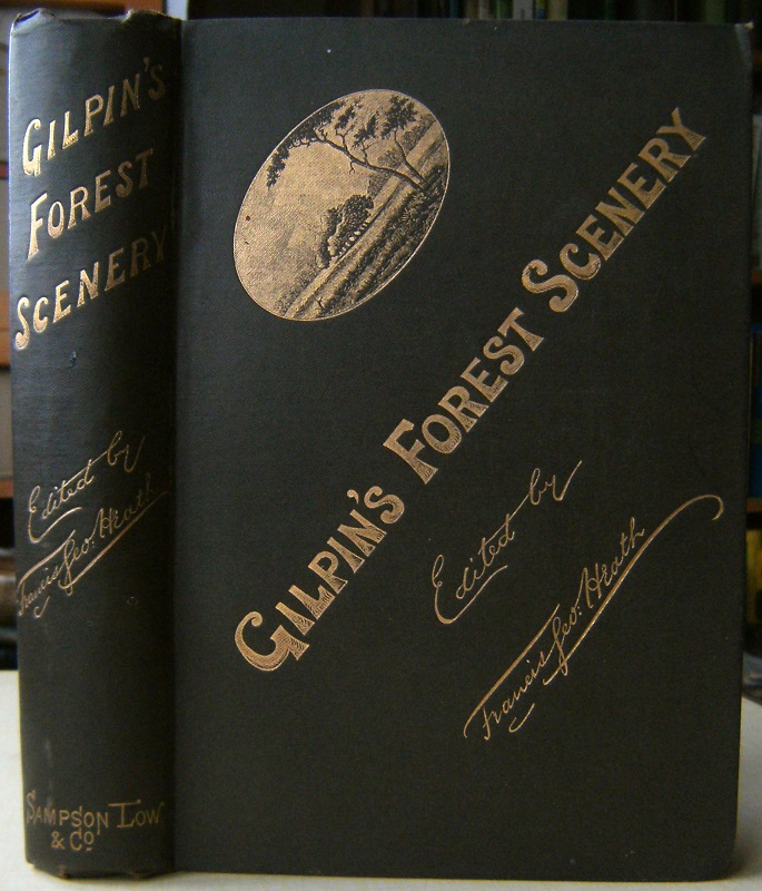 Image for Gilpin's Forest Scenery: Edited, With Notes and an Introduction, by Francis George Heath