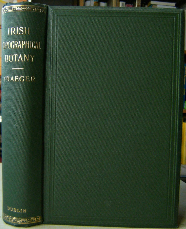 Image for Irish Topographical Botany