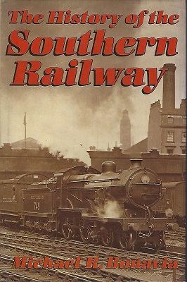 Image for The History of the Southern Railway