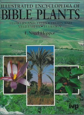 Image for Illustrated Encyclopedia of Bible Plants : Flowers and Trees, Fruits and Vegetables, Ecology