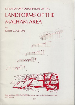 Image for Explanatory Description of the Landforms of the Malham Area