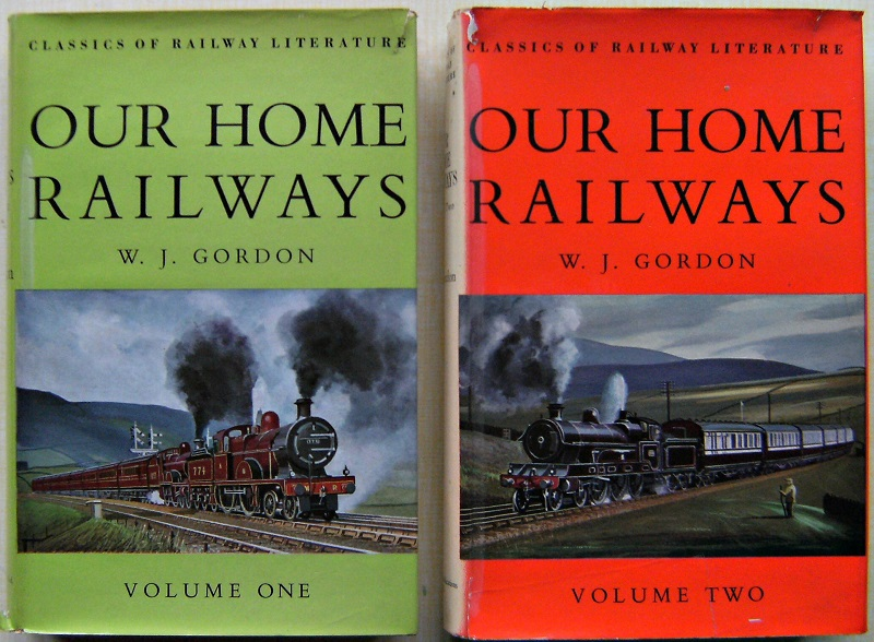 Image for Our Home Railways (Two volumes)