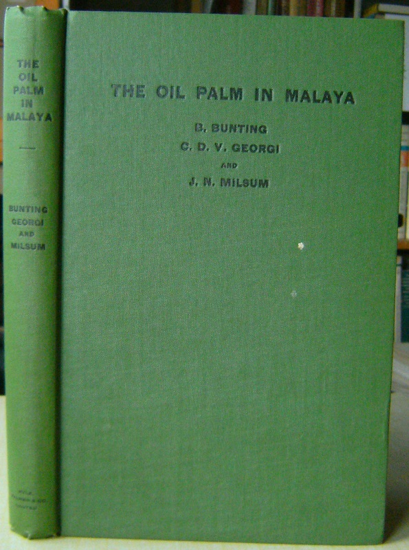 Image for The Oil Palm in Malaya