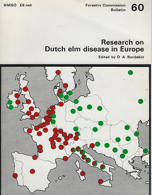 Image for Research on Dutch Elm Disease in Europe