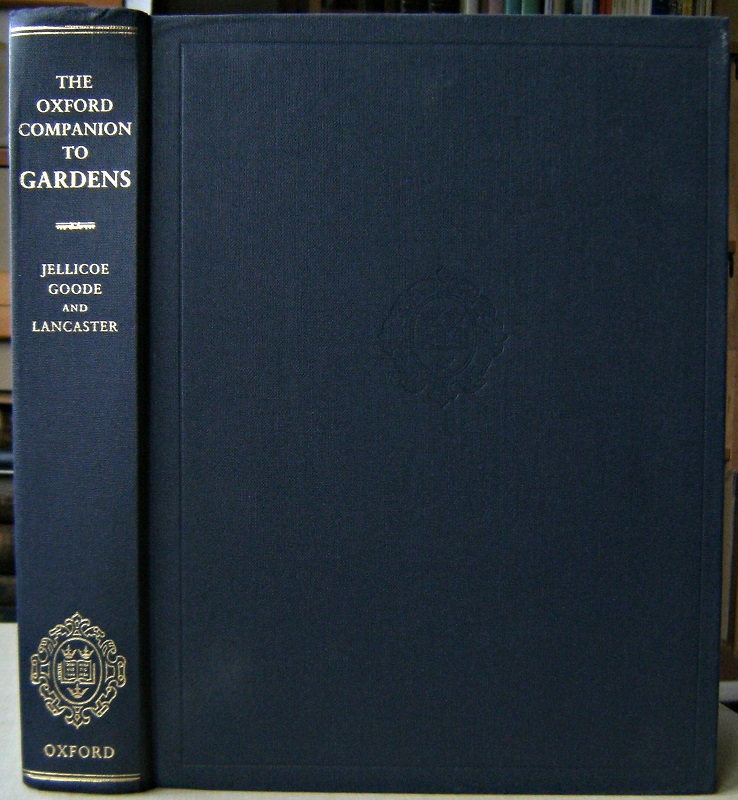 Image for The Oxford Companion to Gardens