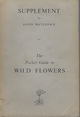 Image for Supplement to The Pocket Guide to Wild Flowers