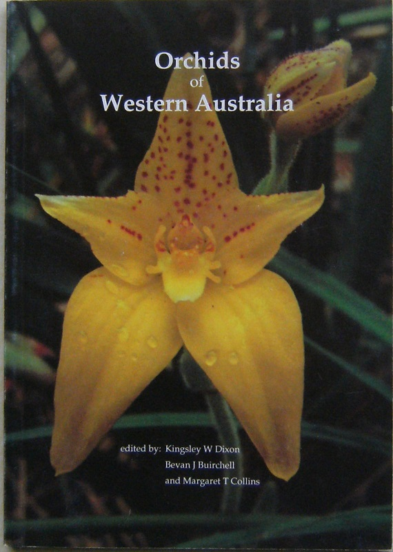 Image for Orchids of Western Australia : cultivation and natural history