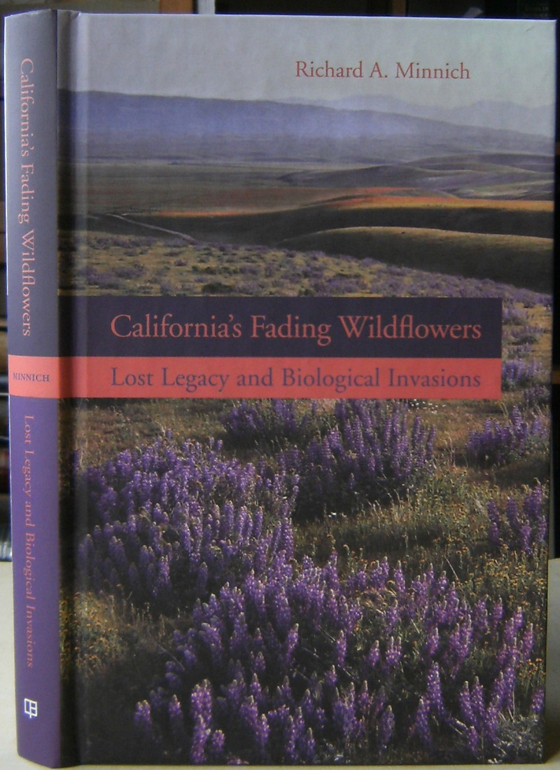 Image for California's Fading Wildflowers - lost legacy and biological invasions