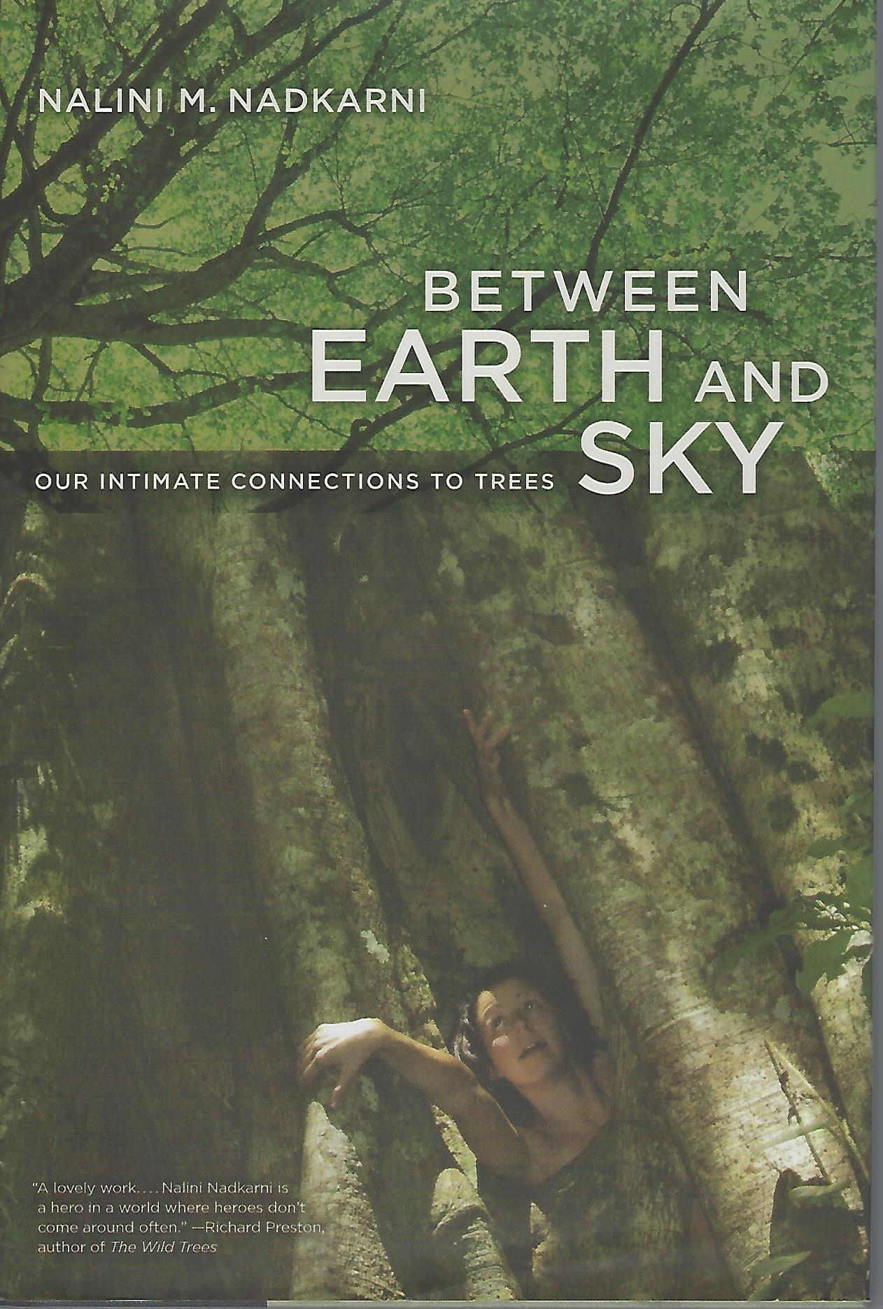 Image for Between Earth and Sky - our intimate conection to trees