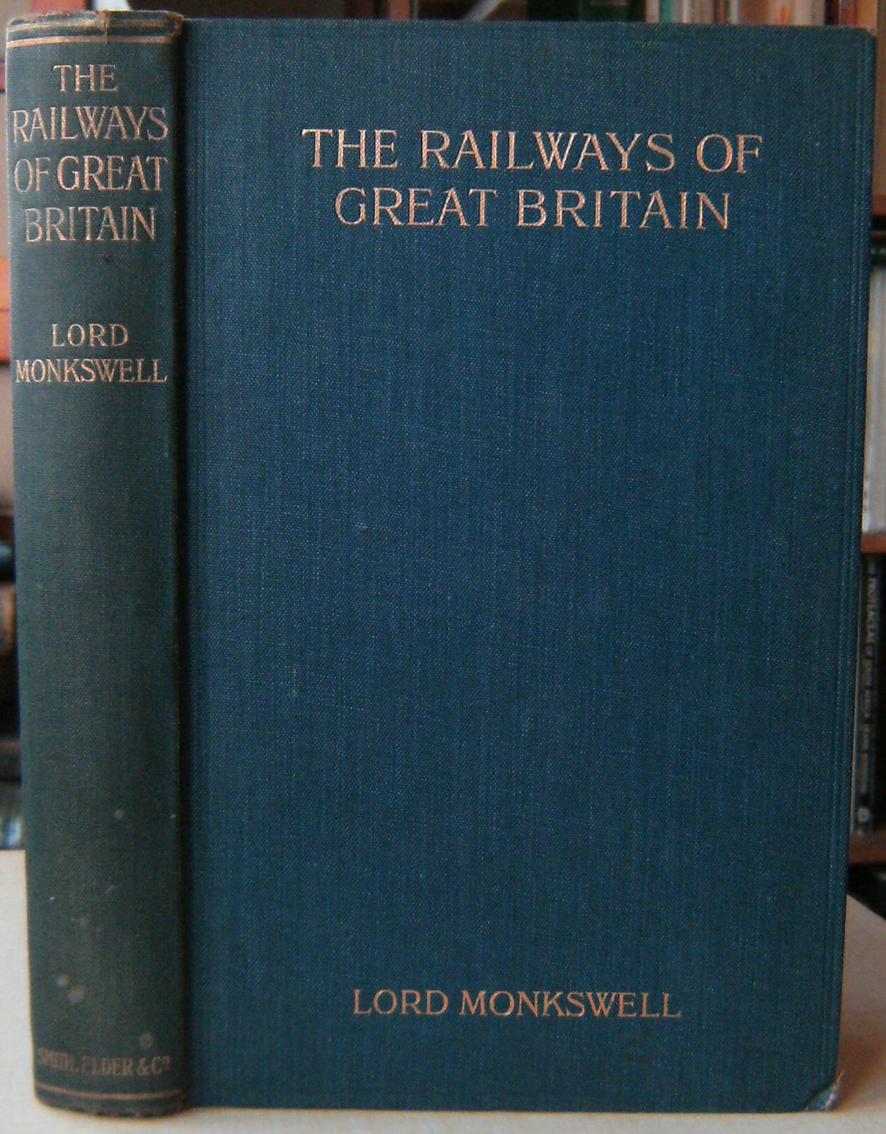 Image for The Railways of Great Britain