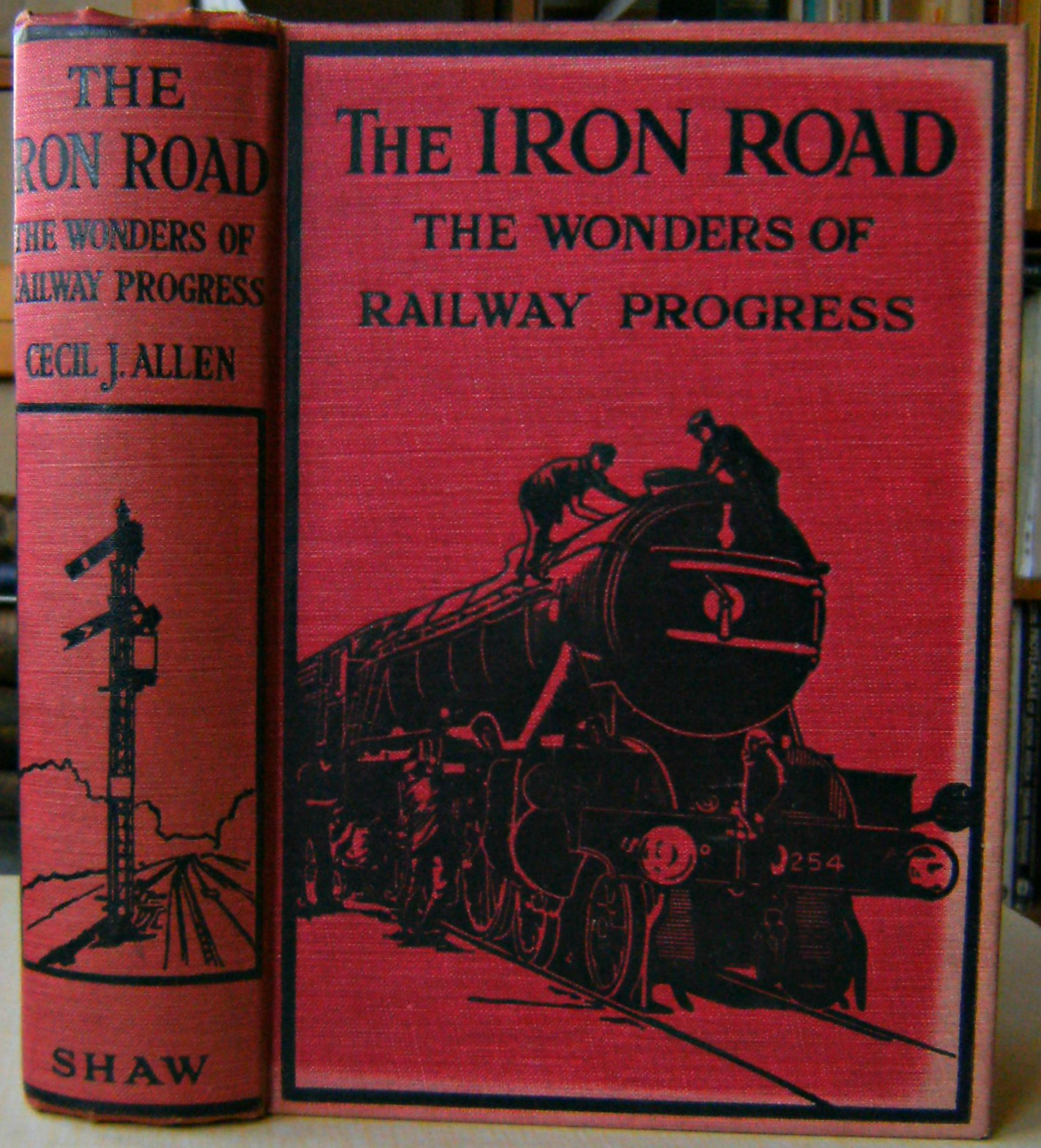 Image for The Iron Road