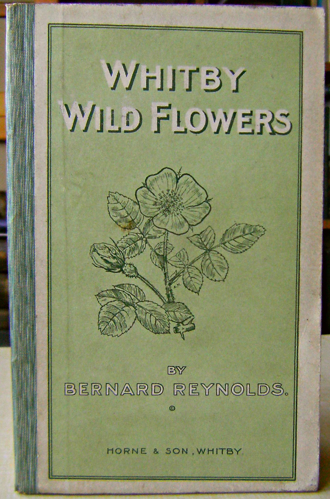 Image for Whitby Wild Flowers. A Complete Botanic List Of The Flowers, Grasses, And Ferns Of The Whitby District With Notes On Their History And Habitats.