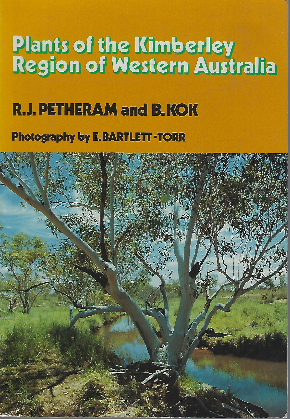 Image for Plants of the Kimberley Region of Western Australia
