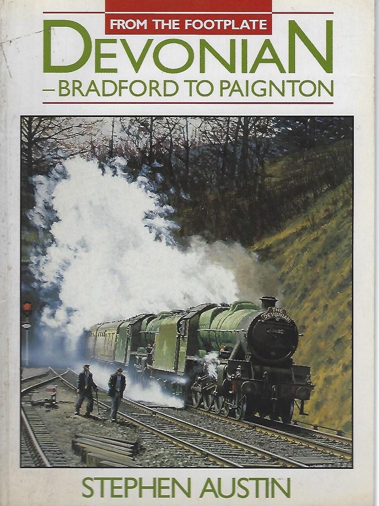 Image for Devonian: From Bradford to Paignton (From the Footplate)