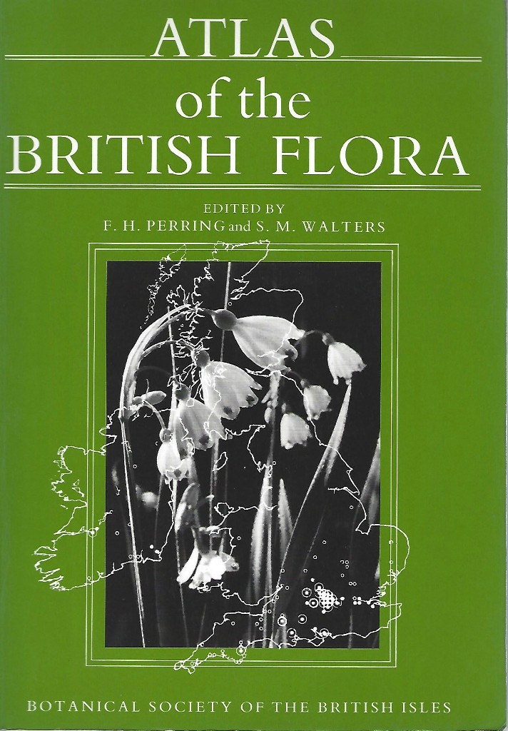 Image for Atlas of the British Flora