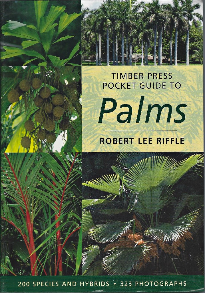 Image for Timber Press Pocket Guide to Palms