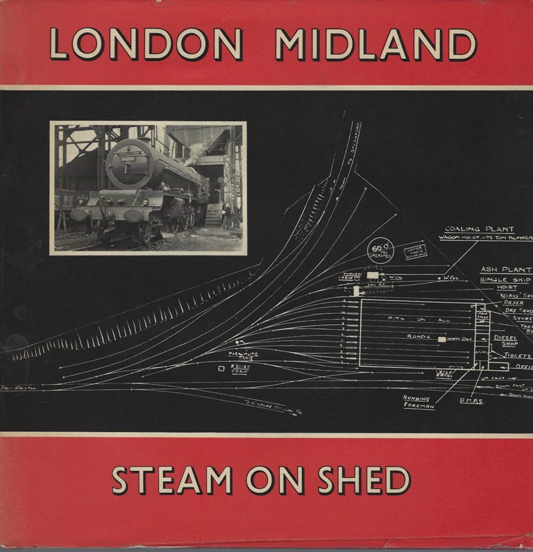 Image for London Midland Steam on Shed