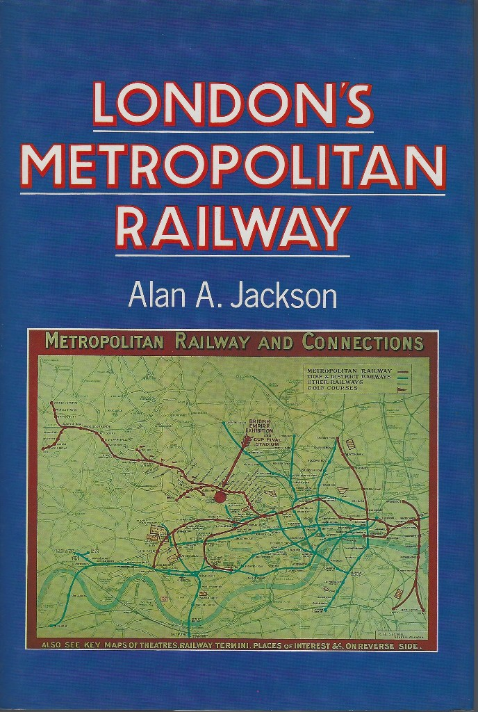 Image for London's Metropolitan Railway