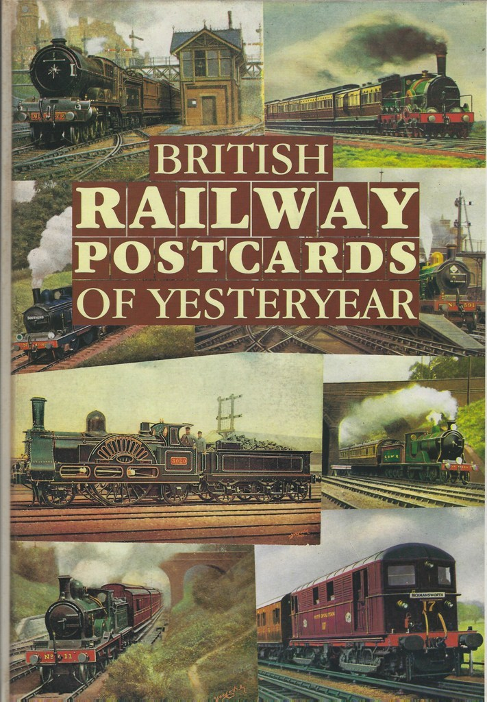 Image for British Railway Postcards of Yesteryear