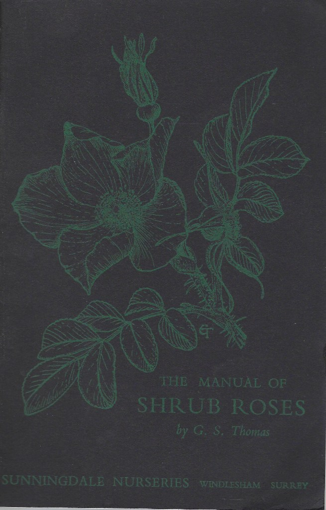 Image for The Manual of Shrub Roses - a concise account of the wild species, the Old French and New Hybrid Roses, for growing as flowering shrubs, together with a list of old and rare climbers and ramblers, with notes on their history, cultivation and uses