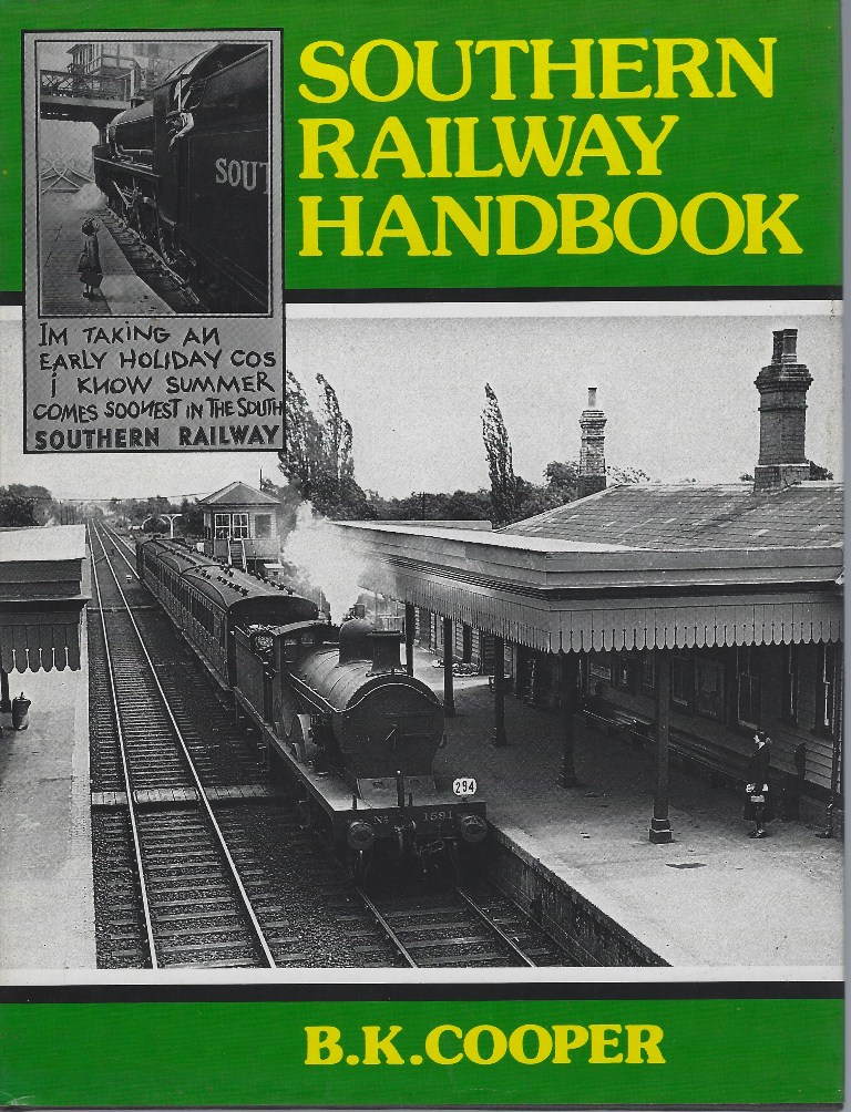 Image for Southern Railway Handbook