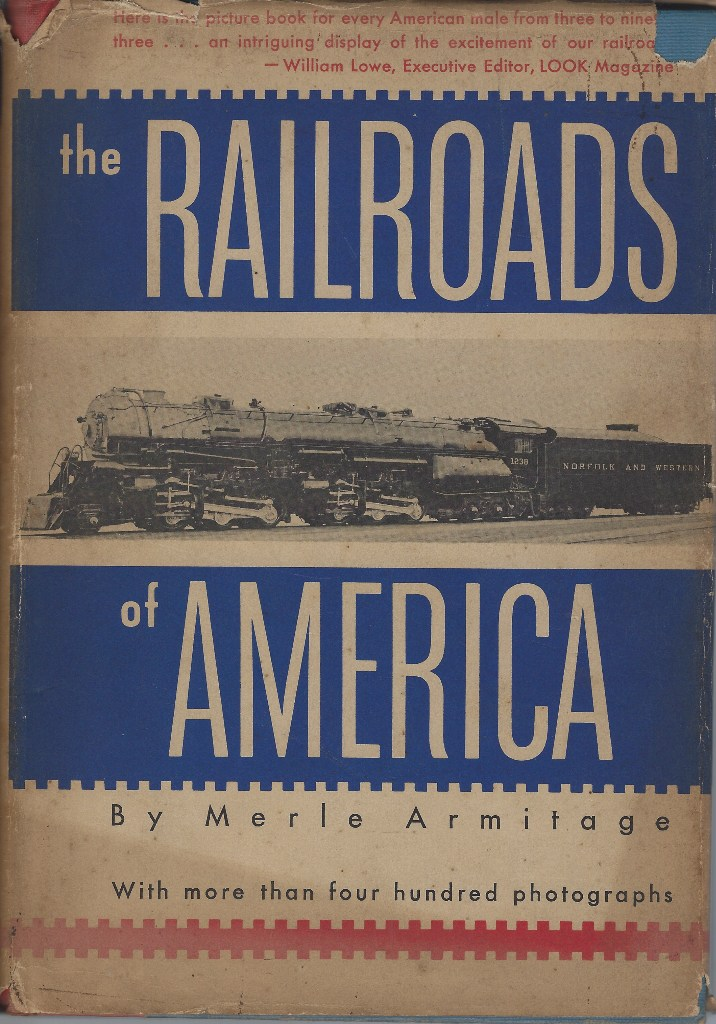 Image for The Railroads of America