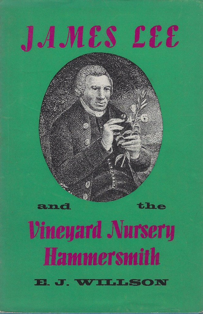 Image for James Lee and the Vineyard Nursery, Hammersmith