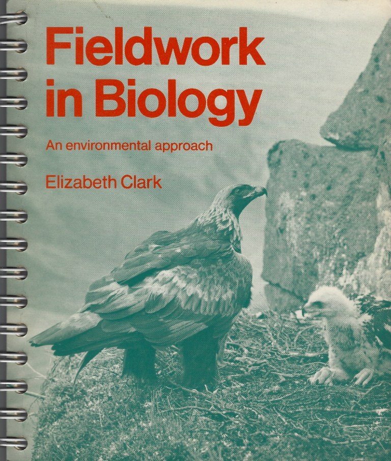 Image for Fieldwork in Biology - an environmental approach