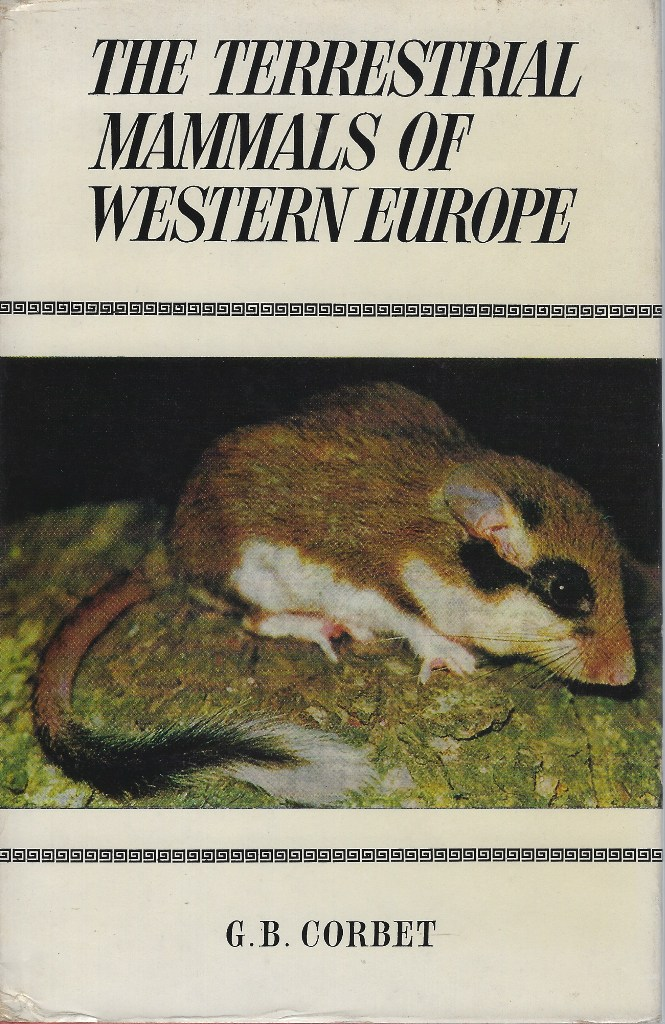 Image for The Terrestrial Mammals of Western Europe