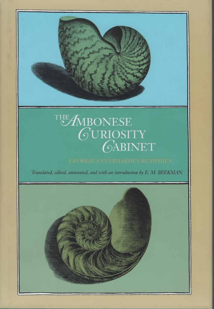 Image for The Ambonese Curiosity Cabinet