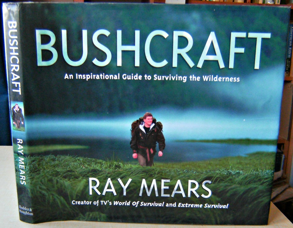 Image for Bushcraft - an inspirational guide to surviving in the wilderness