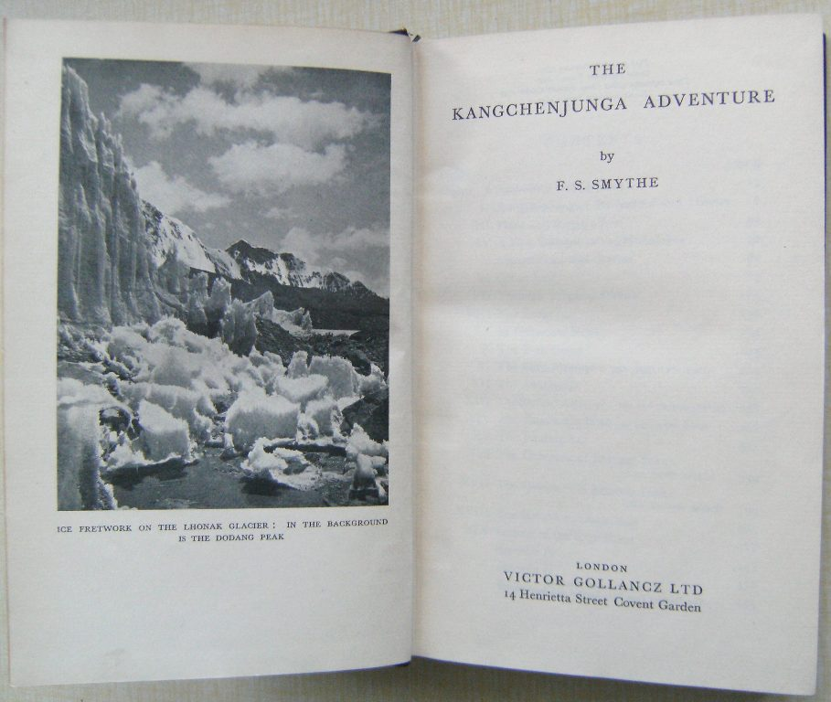 Image for The Kangchenjunga Adventure