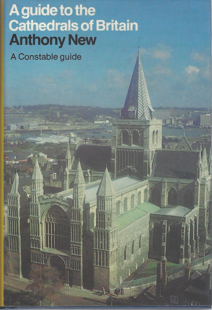 Image for A Guide to the Cathedrals of Britain