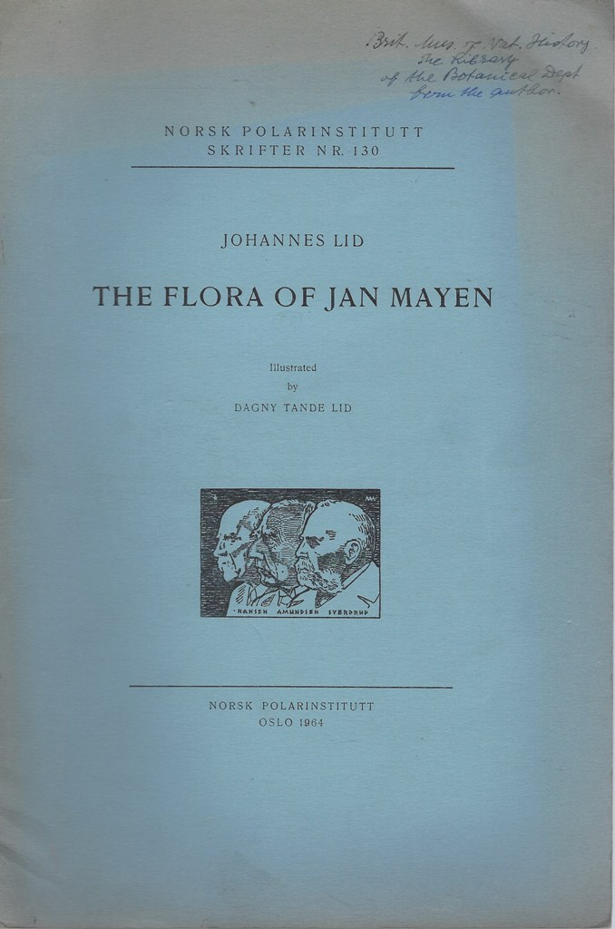 Image for The Flora of Jan Mayen