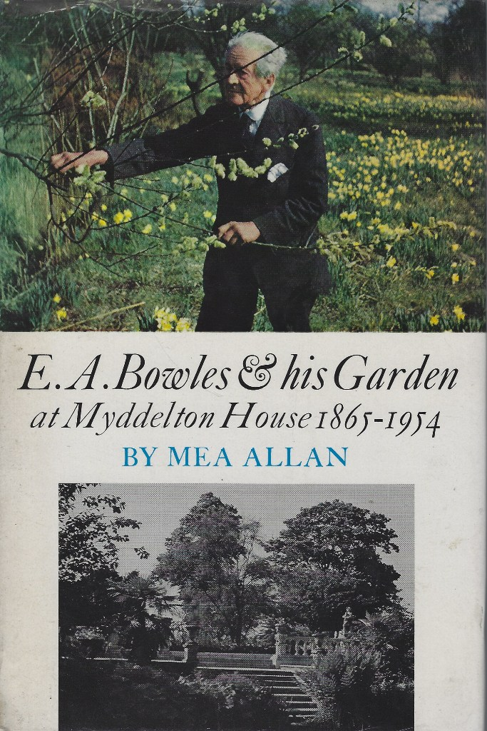 Image for E. A. Bowles and his Garden at Myddleton House [1865-1954]    [Richard Fitter's copy]